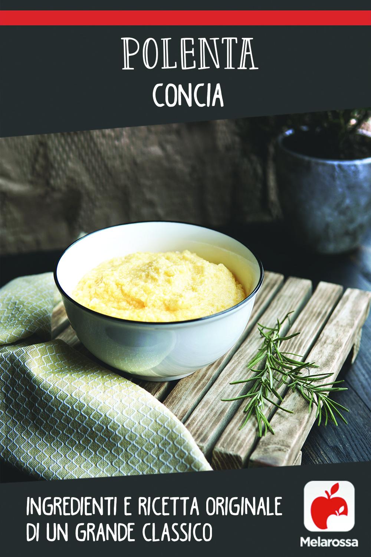 polenta concia pinterest