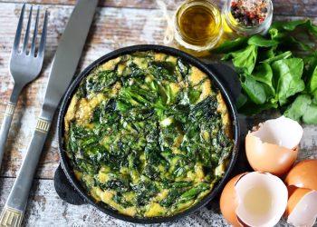 ricette con spinaci veloci e sane per fare il pieno di vitamine