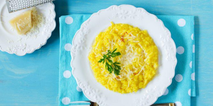 risotto alla milanese: ricetta originale