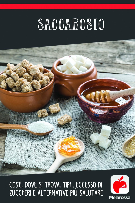 saccarosio: cos'è, alimenti, pericolo di un eccesso, alternative allo zucchero