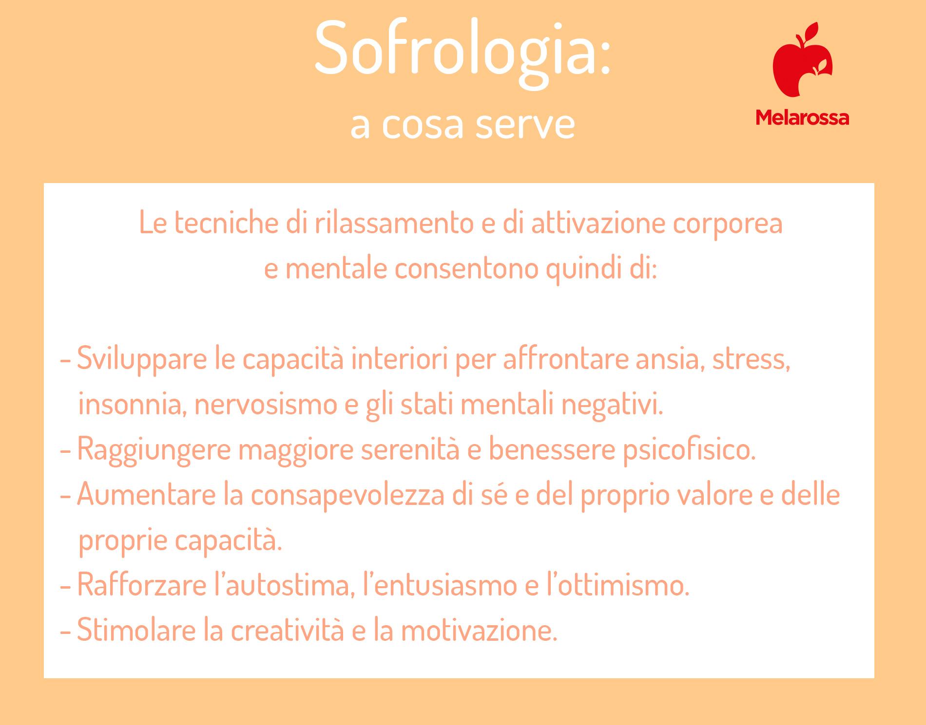 sofrologia: a cosa serve