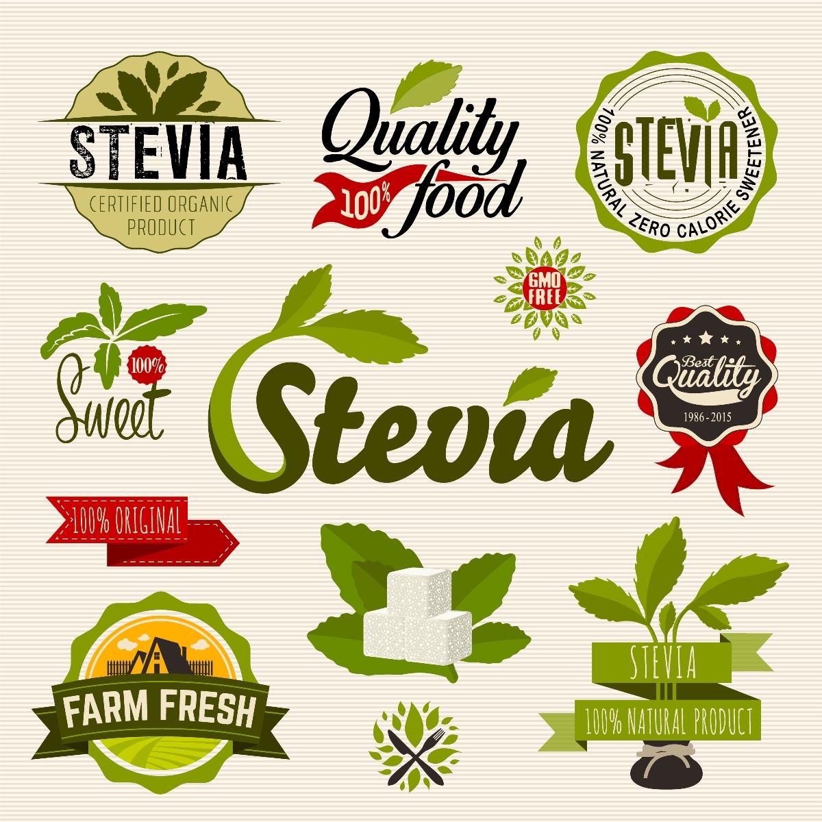 la storia della stevia