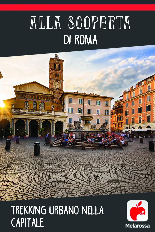 Alla scoperta di Roma trekking urbano