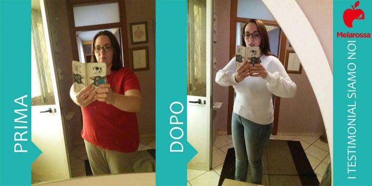 dieta Melarossa Rosy 22 kg