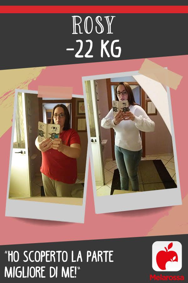 testimonial Melarossa Rosy 22 kg