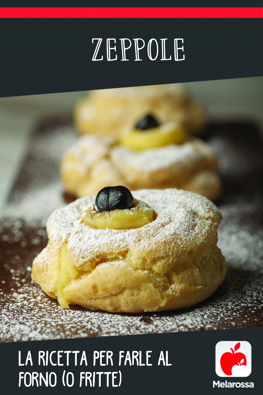 Zeppole: ricetta per San giuseppe