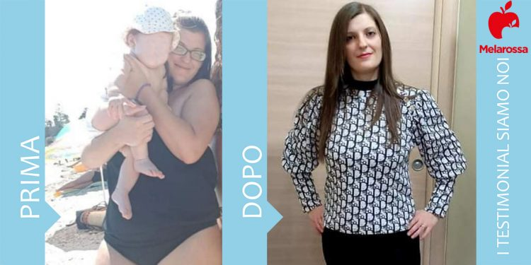 Dieta Melarossa Jenny 17 kg