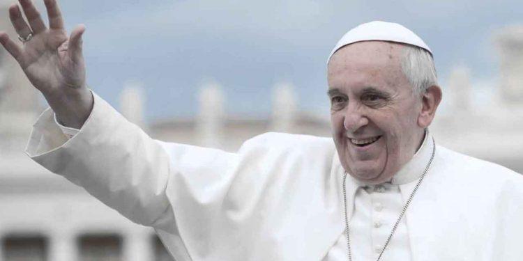 papa francesco fagioli