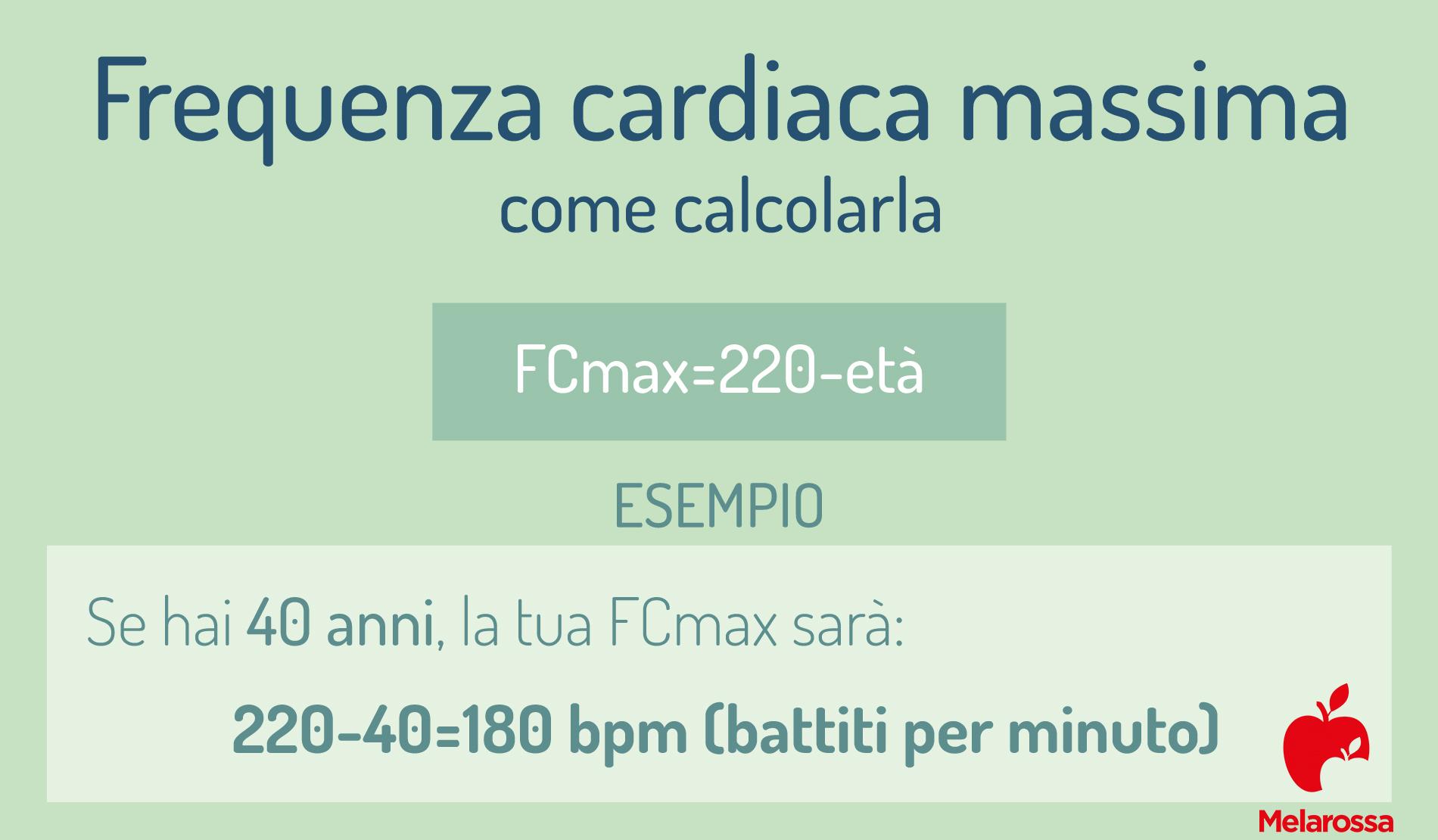 skip: calcolare la frequenza cardiaca massima