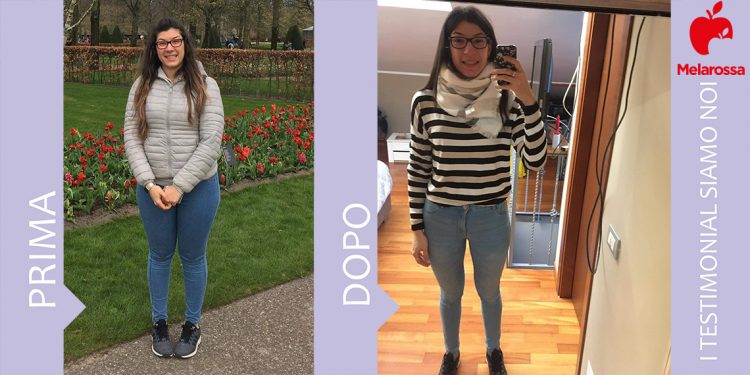 Dieta Melarossa Alessia 25 kg