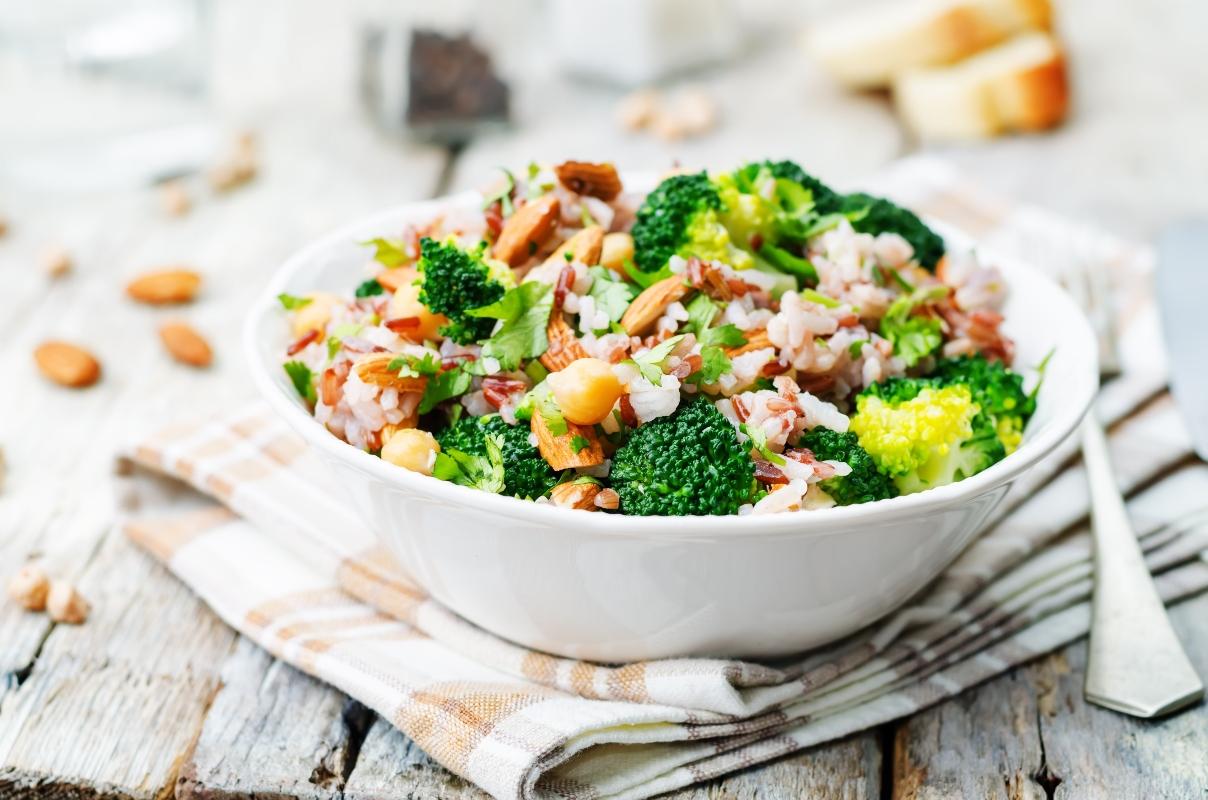 alimenti antitumorali: broccoli