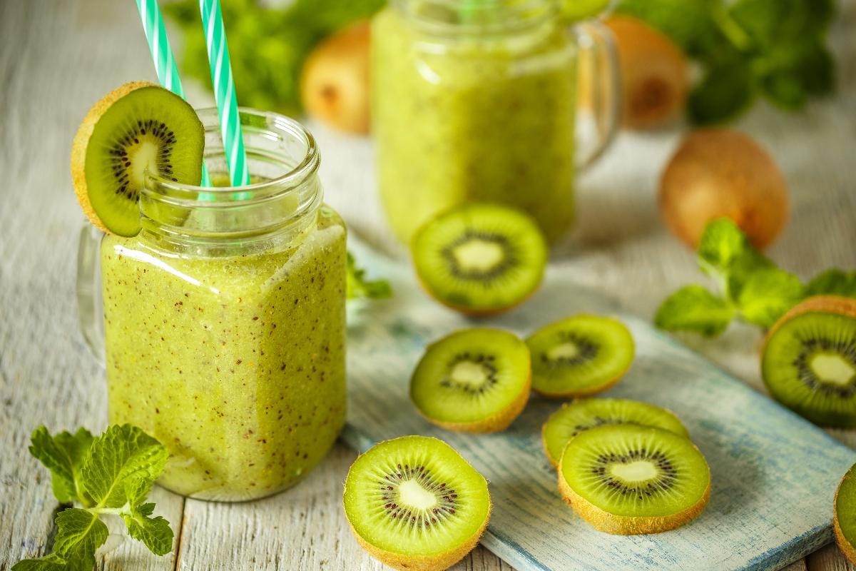 alimenti antitumorali: kiwi