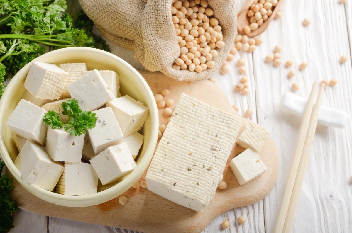 alimenti antitumorali: soia
