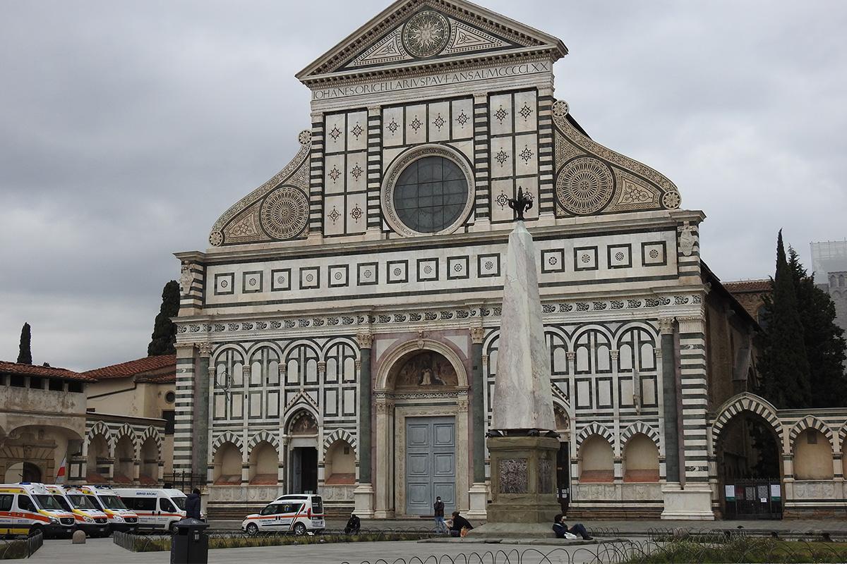 Alla scoperta di Firenze: basilica di Santa Maria Novella