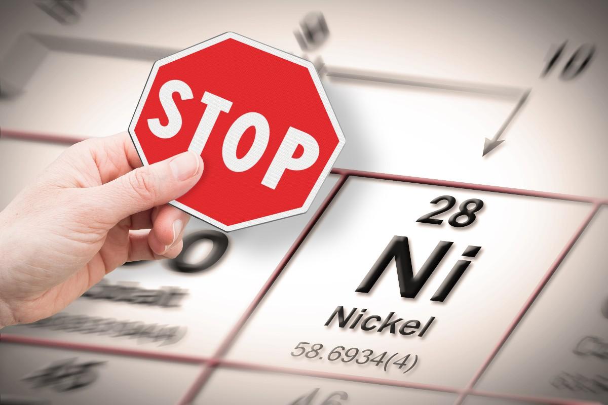 allergia al nickel: alimenti da eliminare