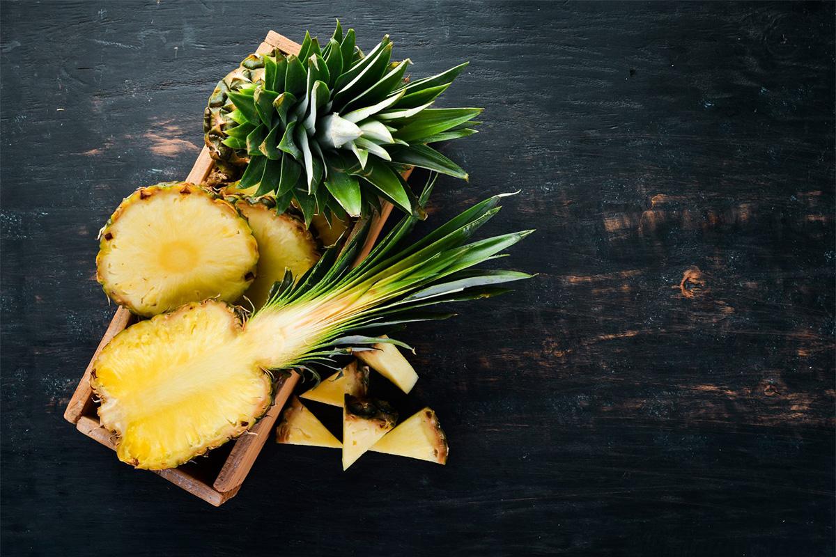 ananas come consumarlo