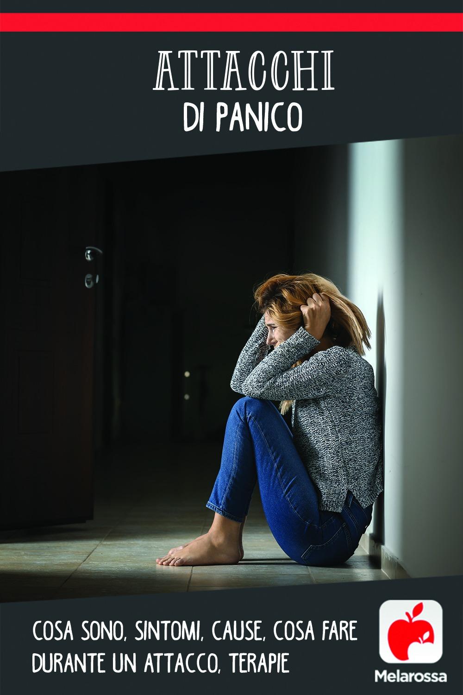 attacchi di panico: cosa sono, cosa fare e come si guarisce