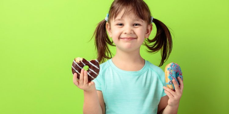 bambini merendine sane