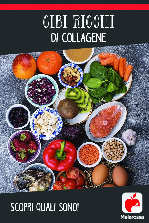 cibi ricchi di collagene da inserire nella tua dieta