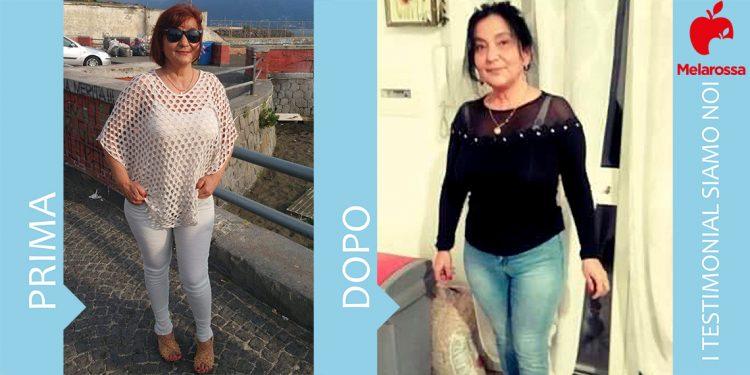 dieta Melarossa Daniela 10 kg