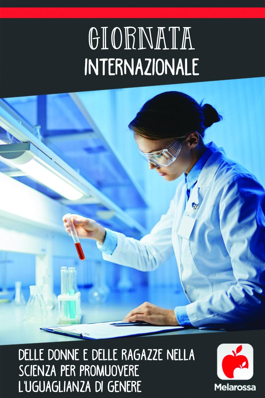 Giornata Internazionale delle donne nella scienza