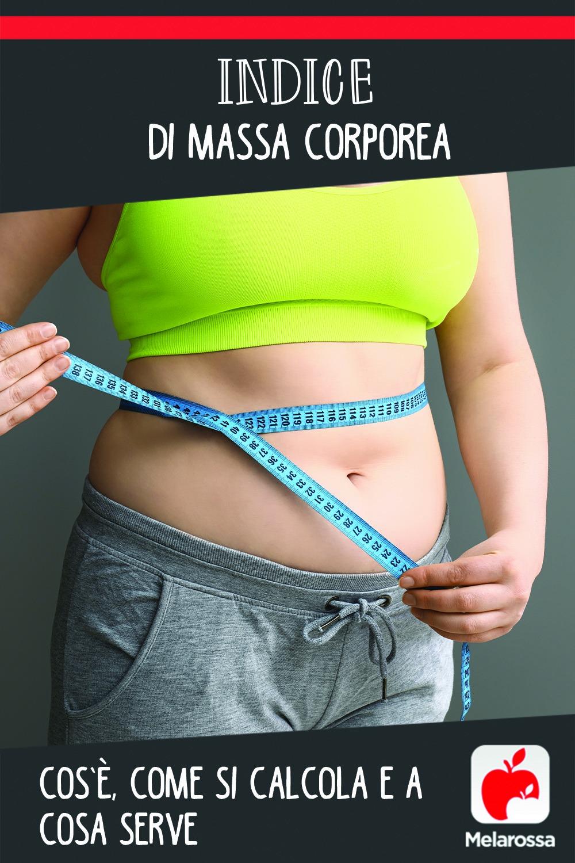 indice di massa corporea: come calcolarlo
