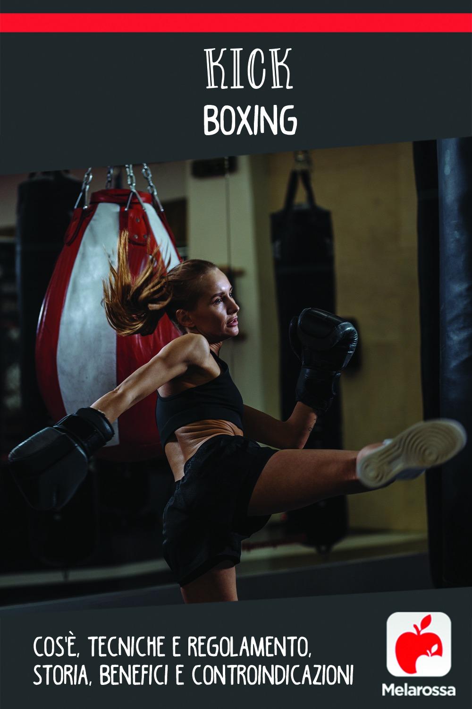 kick boxing: cos'è, tecniche, regolamento, storia e benefici