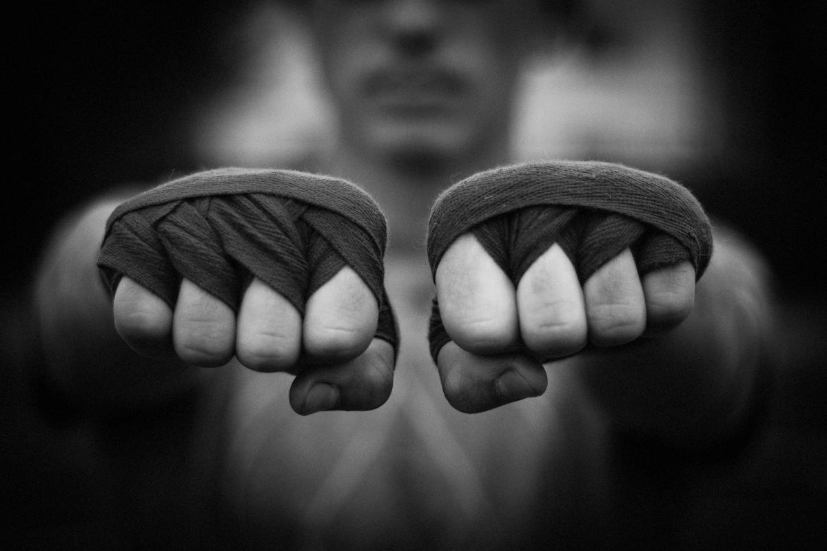 kick boxing : storia