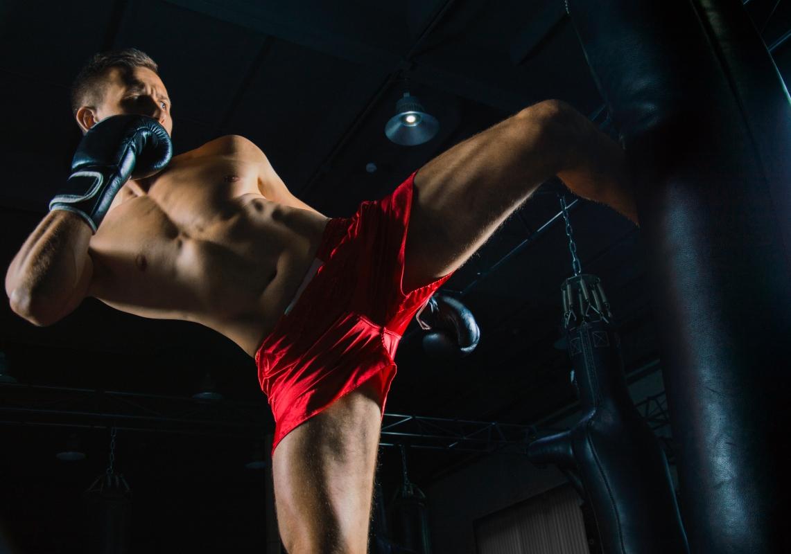 kick boxing: tecniche