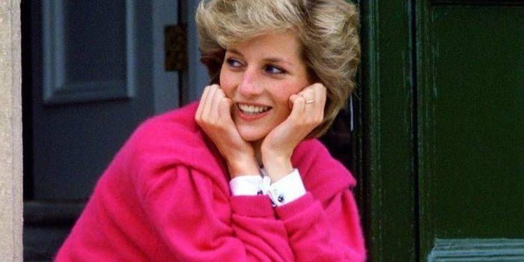 Lady Diana allenamento