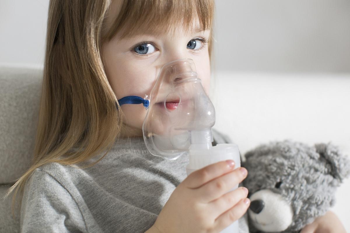 malattie respiratorie nei bambini