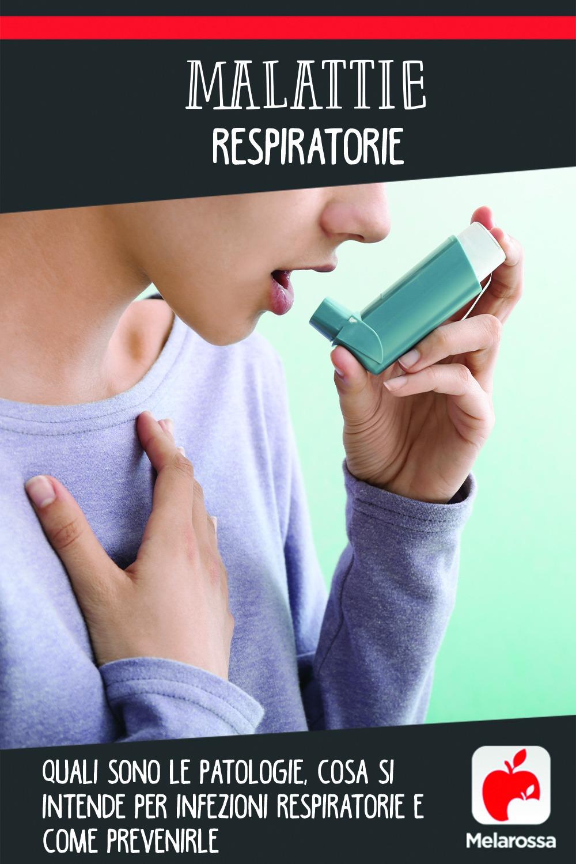 malattie respiratorie: quali sono le patologie