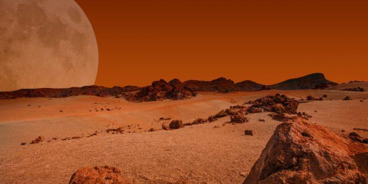Alla conquista di Marte: il cibo del futuro