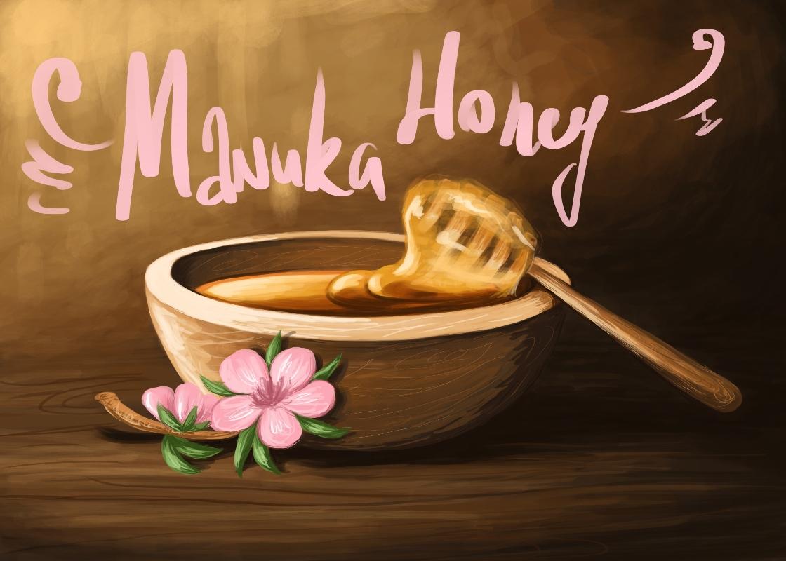 miele di manuka: usi in bellezza