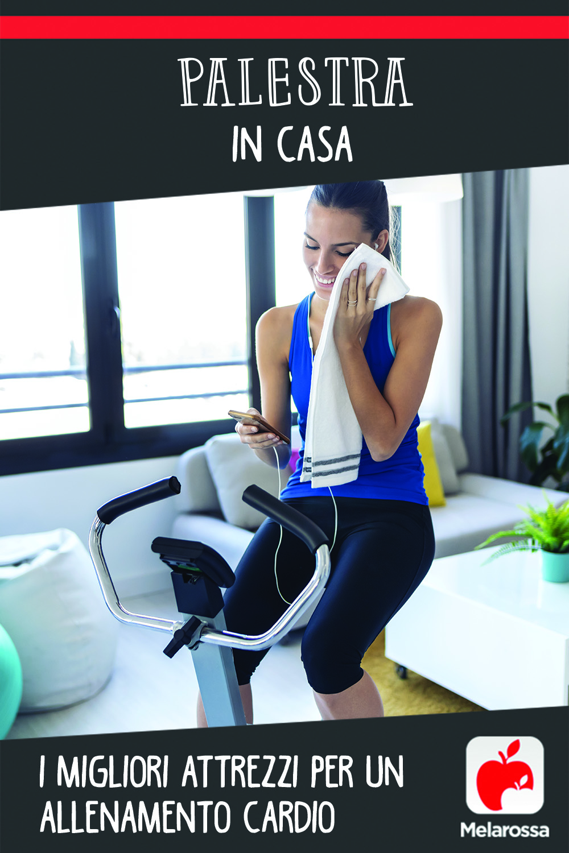 Palestra in casa: i migliori attrezzi per un allenamento cardio