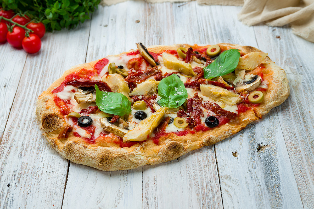 Pizza a casa: pinsa romana