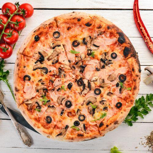 Pizza capricciosa: ricetta