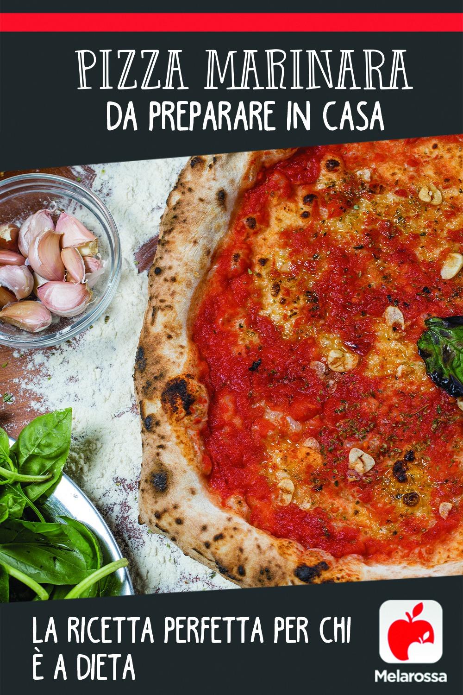 pizza marina: ricetta perfetta per chi è a dieta
