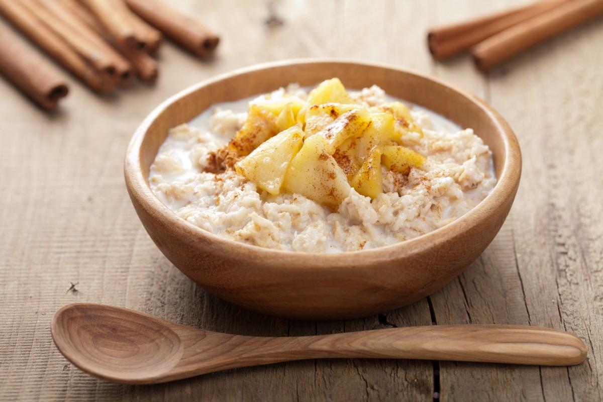 Porridge calorie