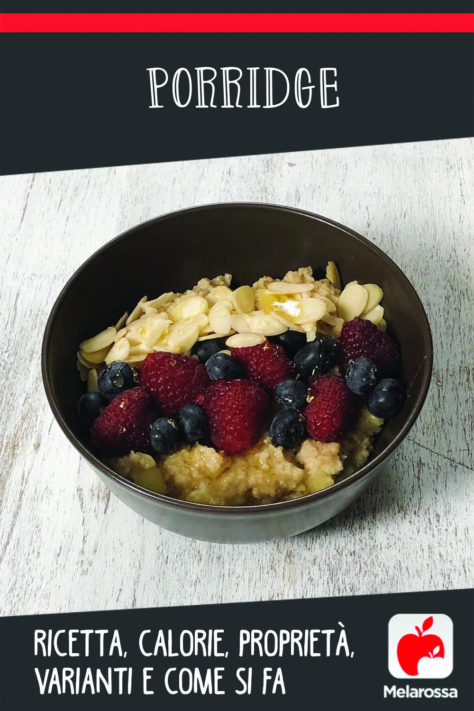 Porridge: Pinterest