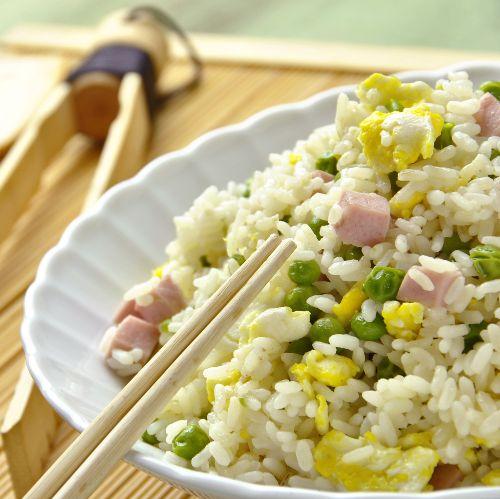 Riso alla cantonese: ricetta