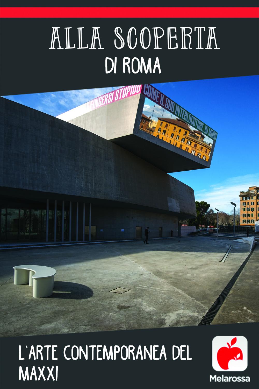 Alla scoperta di Roma: l'arte contemporanea del MAXXI
