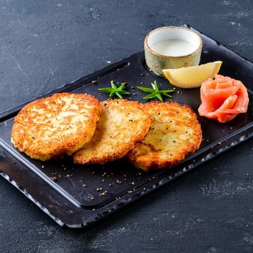 Rosti di patate: ricetta
