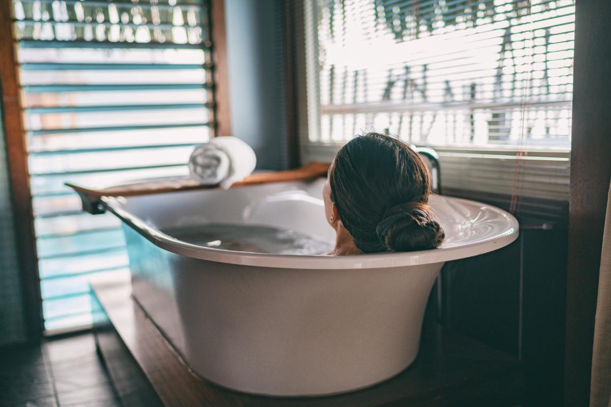Sali di Epsom bagno rilassante