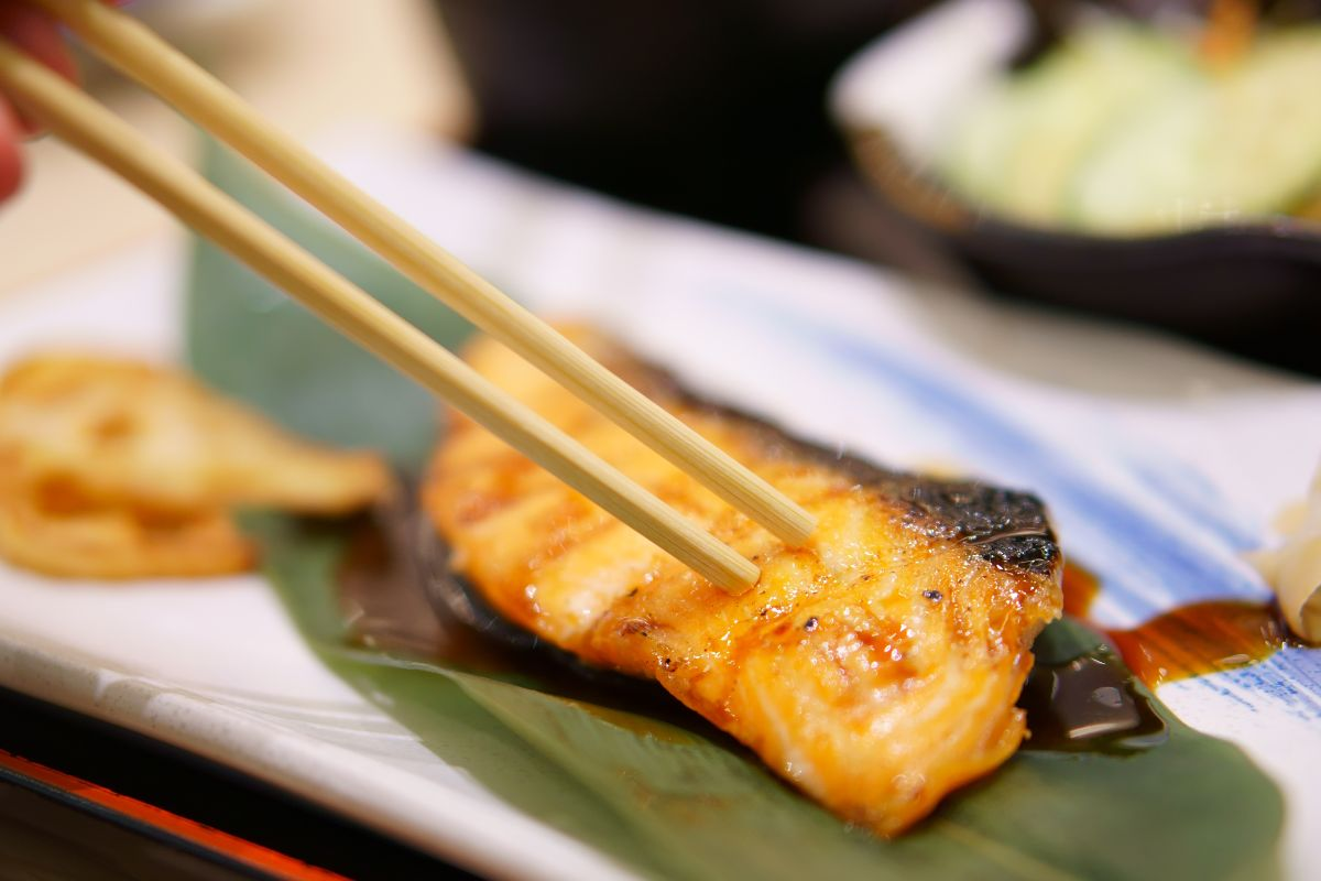 Salmone alla griglia: calorie