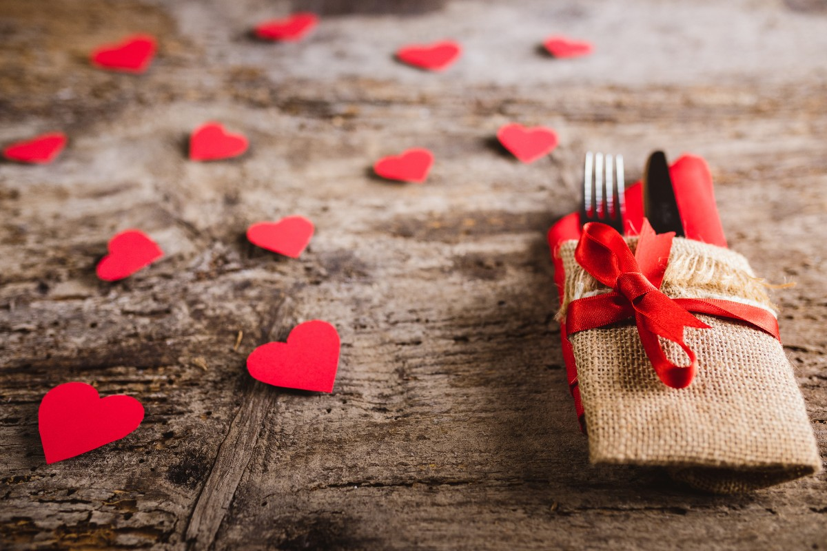 san valentino cena
