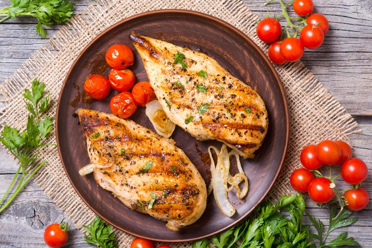 Secondi piatti veloci e facili: scopri il pollo al limone