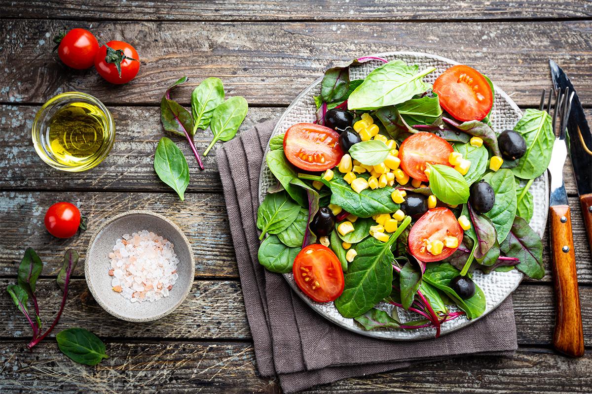 i benefici degli spinaci
