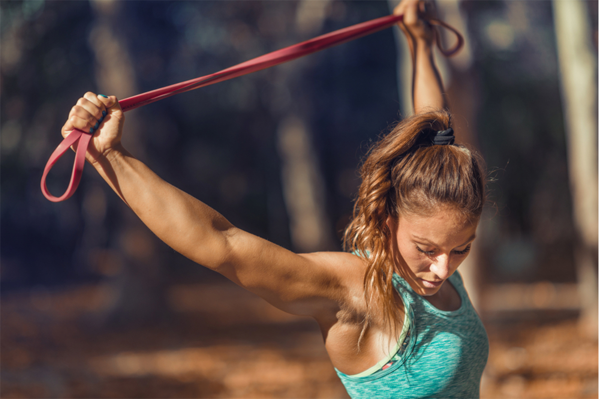 stretching programma esercizi