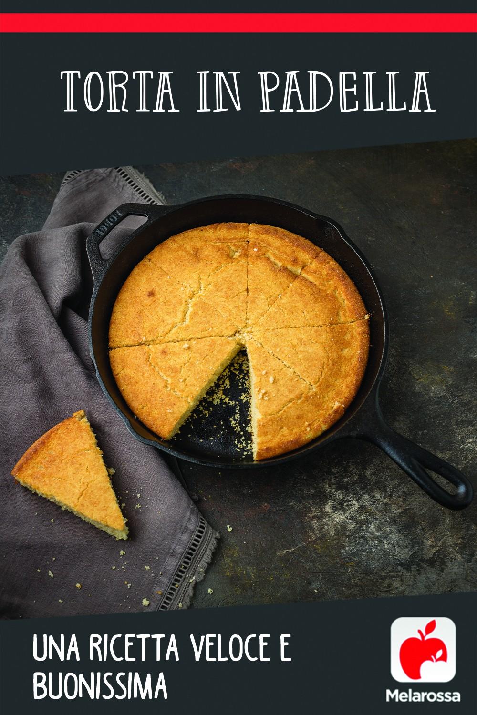 Torta in padella: Pinterest